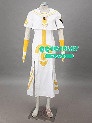 【QQCOSPLAY】コスプレ衣装 ARIA アリア アリス・キャロル 制服 cosplay サイズ選択可 (男L)