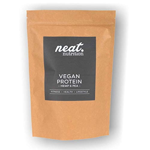 NEAT NUTRITION Vegan Protein (Unflavoured, 4kg)