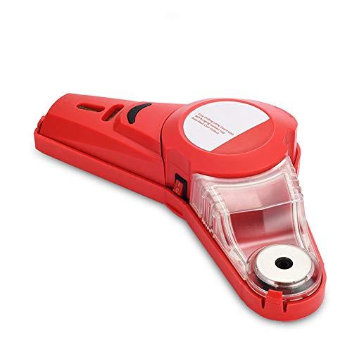Mini waterpas Positionering nivellering instrument met gat punch, draagbare infrarood laser niveau met sterk licht voor houtbewerking, Geschikt voor meetgereedschap