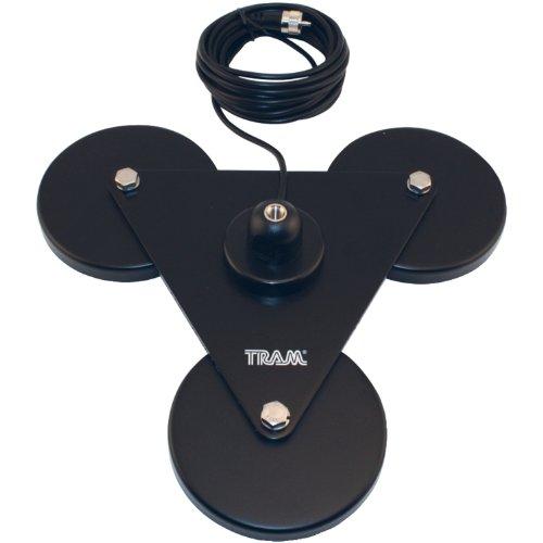 Tram 269 Triple 5' Magnet CB Antenna Mount