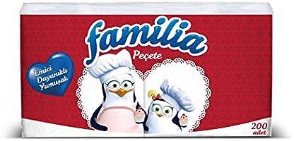 Familia Peçete