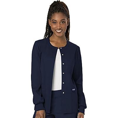 Amazon.com: print scrub jackets for women