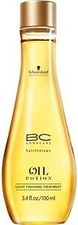 Schwarzkopf Professional Bc Bonacure Oil Potion Finishing Treatment, 3.4 Ounce
