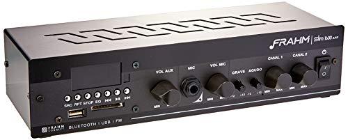 Amplificador de Som SLIM 1600 Frahm