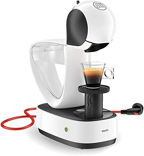 NESCAFÉ DOLCE GUSTO INFINISSIMA KP1701K Macchina per caffè espresso e altre bevande manuale Krups, Bianco