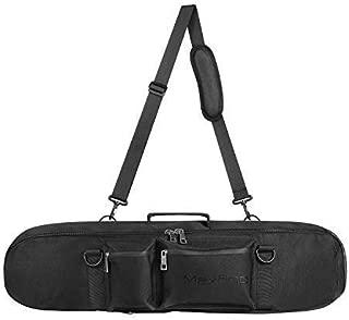 Skateboard Bag Carry Bag Handy Backpack Handbag Within 27 Inches