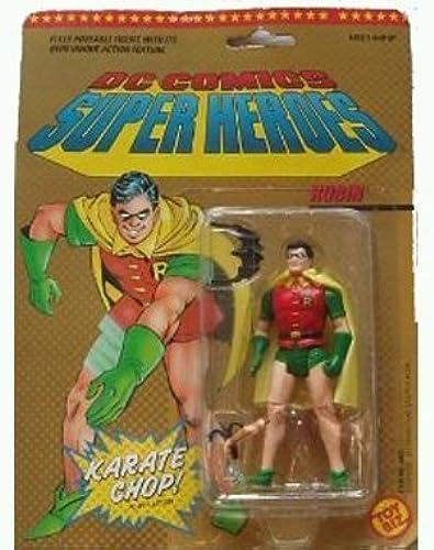 DC Comics Super Heroes Karate Chop Robin Action Figure by ToyBiz