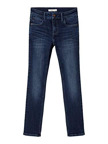 NAME IT Boy Jeans Powerstretch Slim Fit 158Dark Blue Denim