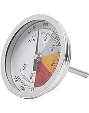 0-300 ℃ 1/2 inch grillthermometer, NPT roestvrijstalen oventemperatuurmeter, petroleum / chemicaliën / metallurgie / textiel / voedselvelden.