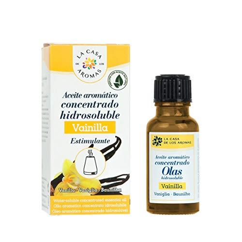 Aceite Esencial Hidrosoluble OLAS Vainilla Especial Humidificadores La Casa De Los Aromas …