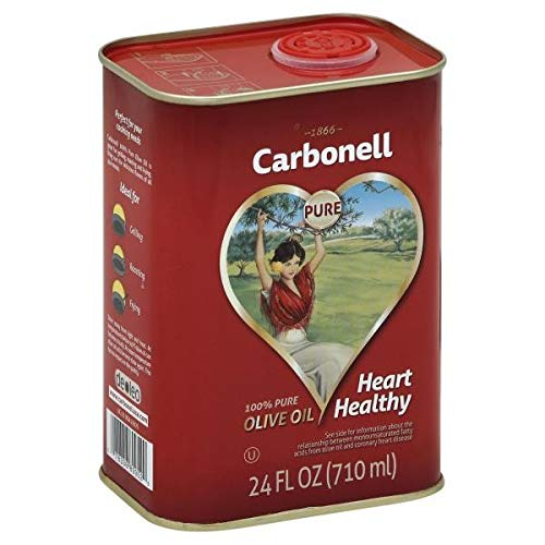 Carbonell Pure Olive Oil Imported from Spain. 24 fl oz