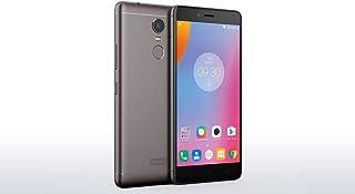 هاتف لينوفو كيه 6 نوت بشريحتي اتصال - سعة تخزين 32 جيجا, 4 جي ال تي اي, رمادي
