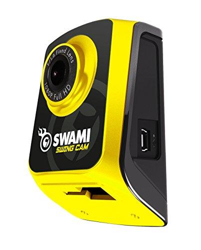 Swami Swing CAM - Golf training camera, golf swing