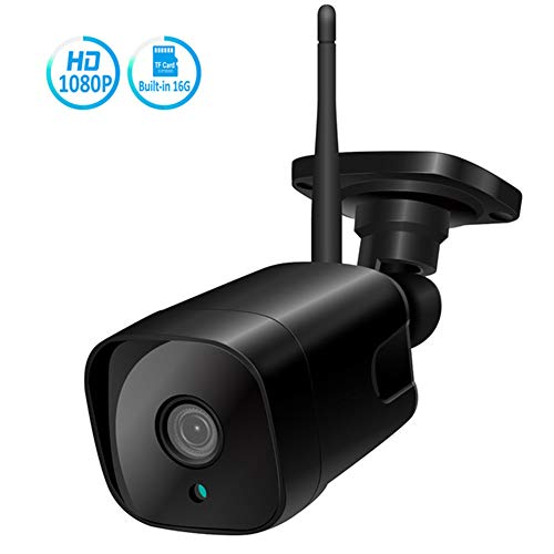 ZXL Intelligente Surveillance Camera 1080P HD 2 MP Pistool Type Mobiele Telefoon Wifi Beveiligingscamera voor Indoor en Outdoor Home Security