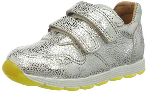 Bisgaard Mädchen Luka Sneaker, Silber (Ocean 1705), 33 EU