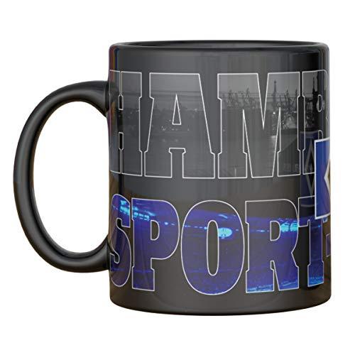 Hamburger SV HSV Tasse, Becher, Kaffeebecher Magic Mug HSV, 29971