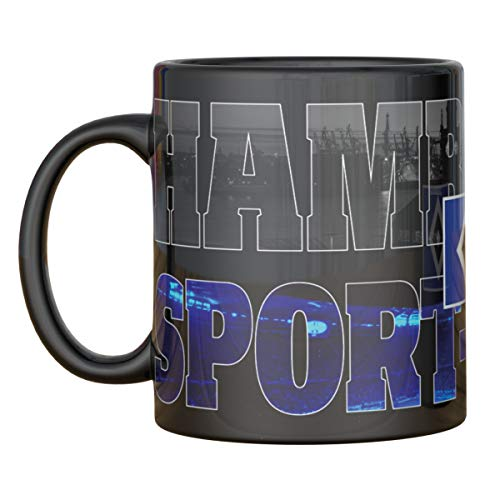 Hamburger SV HSV Tasse, Becher, Kaffeebecher Magic Mug HSV, 29971