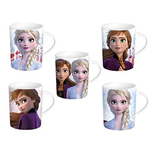 Home Disney Frozen Tazza Mug, Porcellana, Cc300