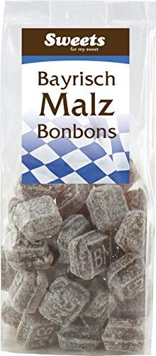 Odenwälder Marzipan Hartkaramellen - Bayrisch Malz Bonbons 150g