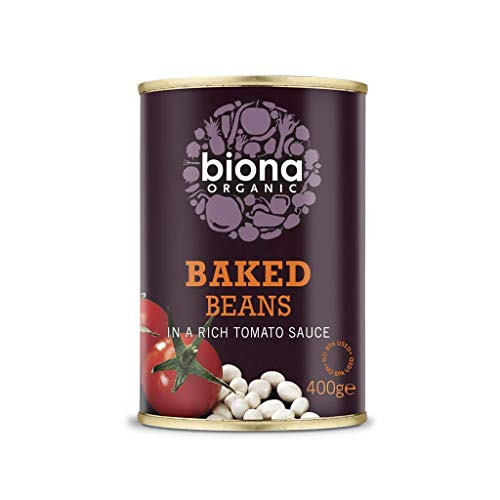Biona Organic Baked Beans 420g (Case of 6)