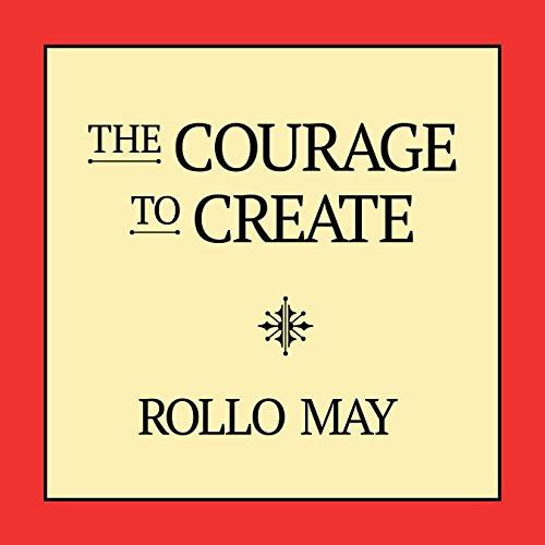 The Courage to Create audiobook cover art