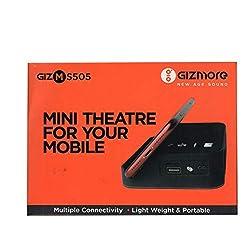 Gizmore Mini Theatre MS505 Portable Speaker with Stand,GIZMORE