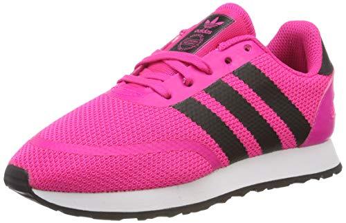 adidas Unisex-Kinder N-5923 C Fitnessschuhe, Pink (Rosa 000), 33 EU