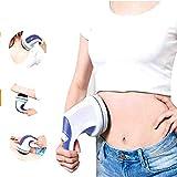 Grasso Palmare 5 in 1 Massaggiatore Completo per Il Rilassamento del Tono Spin Cellulite Remover 3D Elettrico Completo Dimagrante Massaggiatore Rullo Massaggiatore Elettrico per Il Corpo