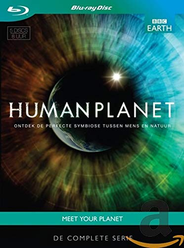 BLU-RAY - Human planet - BBC earth (luxe uitvoering) (1 Blu-ray)