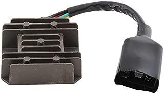 New DB Electrical 230-58244 Voltage Regulator Rectifier for 150cc 12V Kymco Agility 150 08 09 10 11 12 13 2008 2009 2010 2011 2012 2013 31600LEJ3E10 31600LFC2E10
