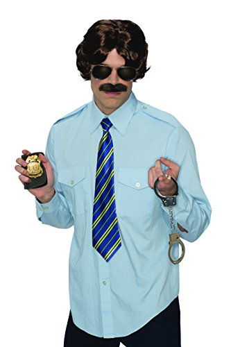 Rubie's Deluxe Adult Costume Accessory Kit, Detective, One Size