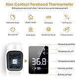 Zoom IMG-1 idoit termometro professionale medico digitale