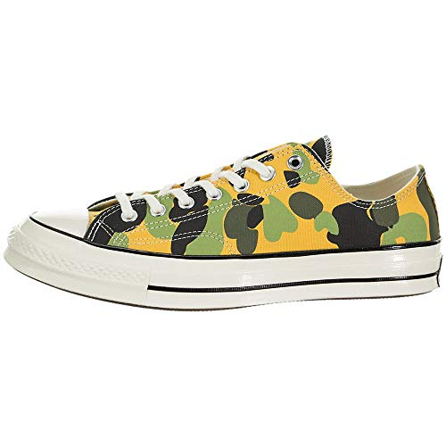Converse Chuck '70 Bajo, (University Gold/Black-Green), 42.5 EU