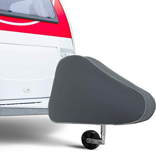 Fast Mile Deichselhaube, Deichselabdeckung für Wohnwagen & Anhänger – Wasserdicht Deichselschutz mit Klickverschluss