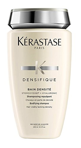 Kerastase Densifique Bain Densite Bodifying Shampoo Pflegend & Glätte 250 ml Set mit Stapiz-Haarshampoo 15 ml oder Maske 10 ml