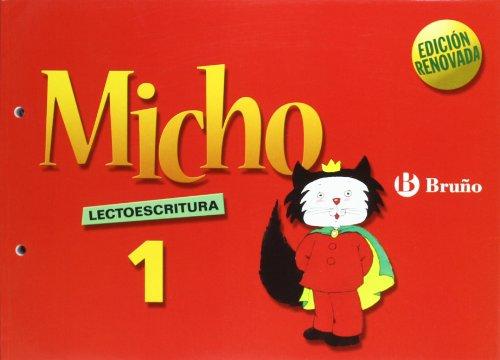 Micho 1 Lectoescritura - 9788421651018