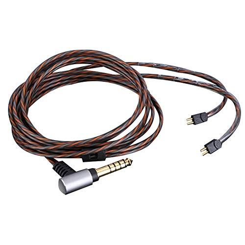 OKCSC W4R - Cable de repuesto para auriculares con interfaz de 0,78...