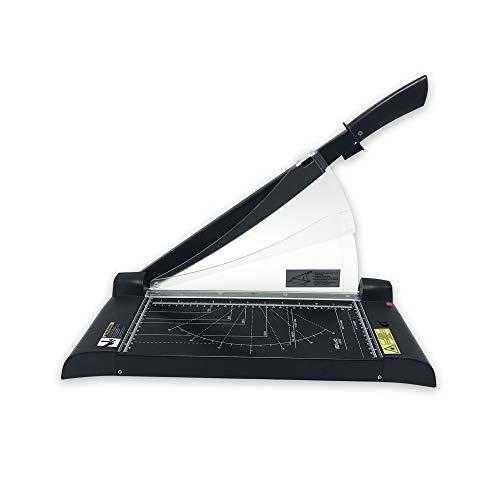 CGOLDENWALL A4 Laser Positionierung Manueller Papierschneider Schneidemaschine Schneidemaschine Schulepapier Schneidemaschine Fotoschneider