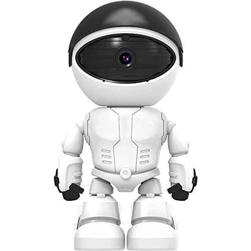 1080P casa cámara de seguridad robot inteligente seguimiento automático cámara WiFi detección de movimiento