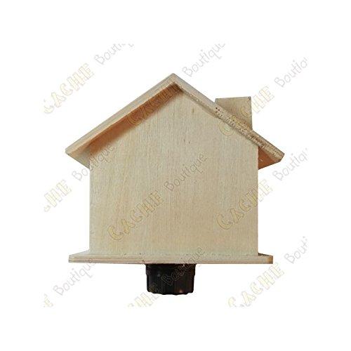 Unbekannt Geocaching Versteck Vogel Vogelhäuschen Vogelhaus Geocache