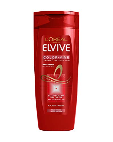 L'Oreal Paris Elvive Color Vive Champú Protector