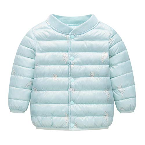 HOMEBABY Kids Baby Meisje Jongen Katoen Omlaag Gecapitonneerde Jas Lichtgewicht Peuters Cartoon Mantel Jas Herfst Winter Dik Vest Warm Kleding Sweatshirt Casual Lange Mouw Tops