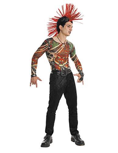 DISBACANAL Disfraces de macarra Hombre - -, XL