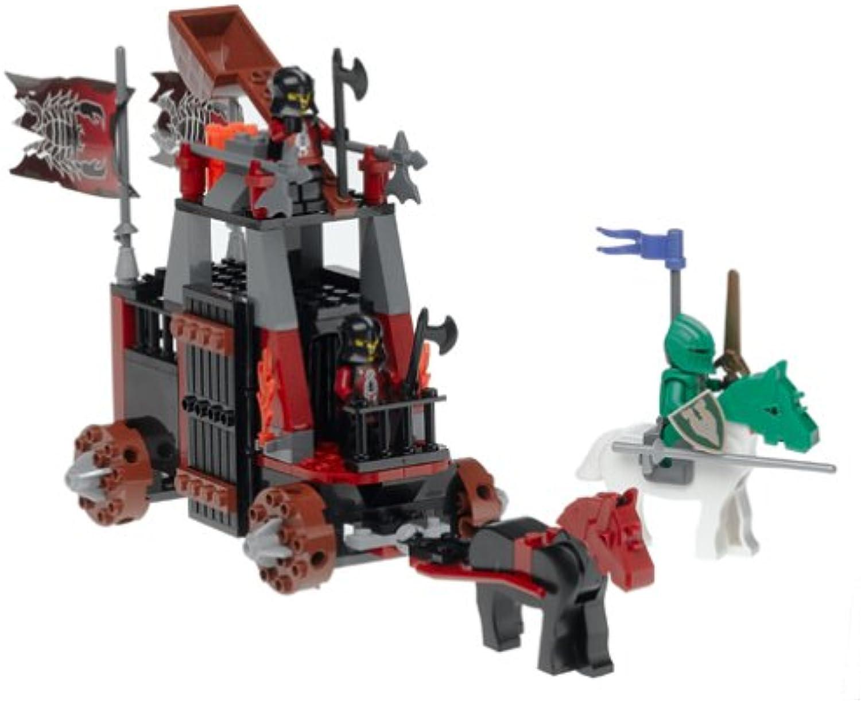 bienvenido a comprar LEGO LEGO LEGO Knights Kingdom Battle Wagon  contador genuino