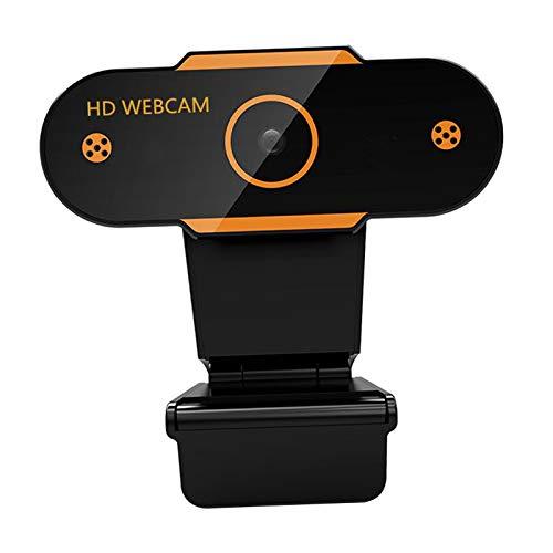 Webcam Com Microfone Full HD 2K - Foco fixo 720P