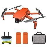 GoolRC SG108 RC Drone con Cámara Cámara 4K Drone sin Escobillas Cámara Dual 5G WiFi FPV GPS Flujo óptico Posicionamiento Gesto Foto Video Punto de Interés Vuelo Sígueme RC Qudcopter