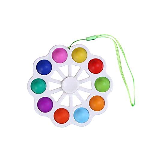 LGLG Juguete antiestrés para niños, juguete sensorial para niños y niñas