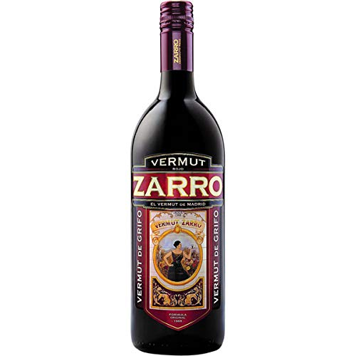 Zarro Vermut Rojo Pack de 6 x 1 l