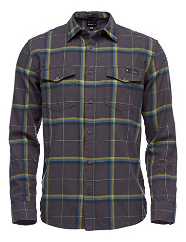 Black Diamond Valley Flannel Shirt - Chemise Homme