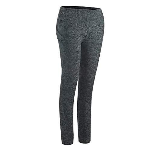 Learn More About Out Pocket High Waist Yoga Pants, Tummy Control, Pocket Workout Yoga Pant - Ultra S...